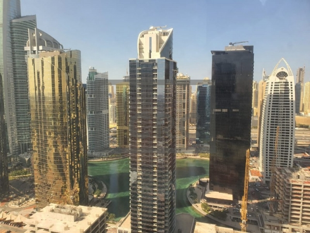 office for rent in jumeirah lake towers, mazaya business avenue 3 | 7