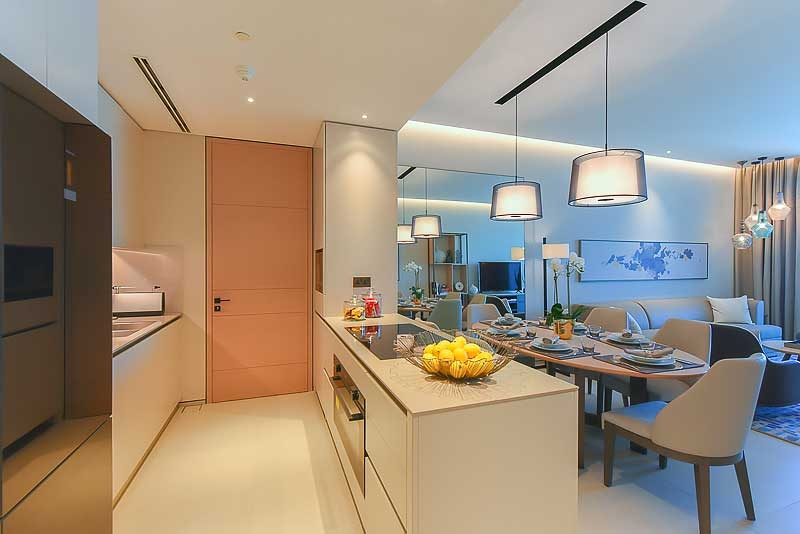 4 Bedroom Apartment For Sale in  The Address Residences Jumeirah Resort And Spa,  Jumeirah Beach Residence | 4