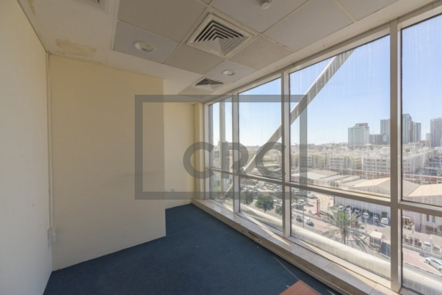 office for rent in karama, montana commercial center | 1