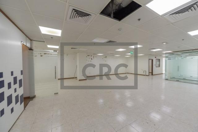 office for rent in karama, montana commercial center | 2