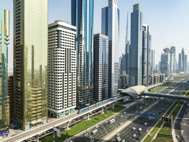 1 Bedroom Hotel Apartment For Rent in  Four Points Hotel by Sheraton,  Sheikh Zayed Road | 1