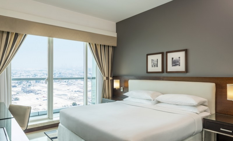 1 Bedroom Hotel Apartment For Rent in  Four Points Hotel by Sheraton,  Sheikh Zayed Road | 0