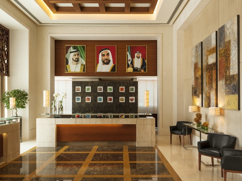 1 Bedroom Hotel Apartment For Rent in  Four Points Hotel by Sheraton,  Sheikh Zayed Road | 4
