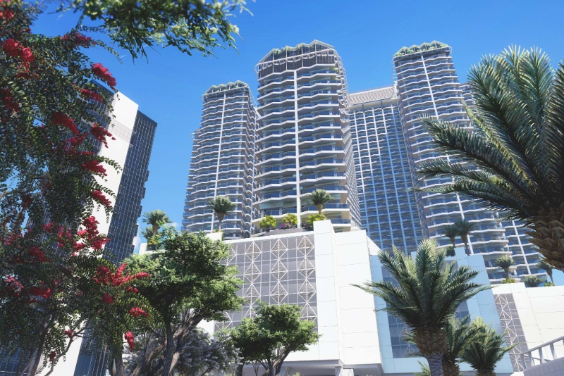 2 Bedroom Apartment For Sale in  Seven City Jlt,  Jumeirah Lake Towers   9