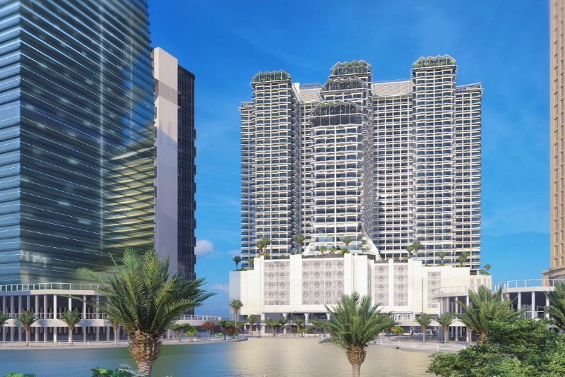 2 Bedroom Apartment For Sale in  Seven City Jlt,  Jumeirah Lake Towers   8
