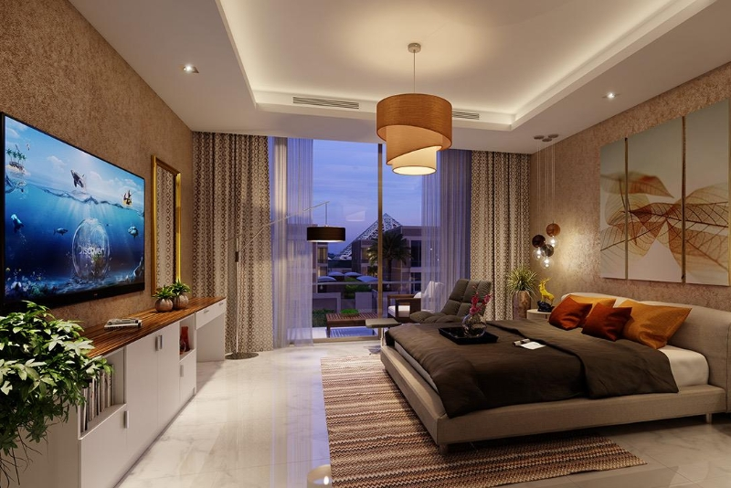 5 Bedroom Villa For Sale in  Eastern Residences,  Falcon City of Wonders   4
