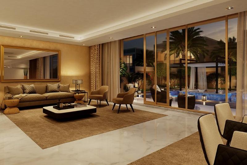 5 Bedroom Villa For Sale in  Eastern Residences,  Falcon City of Wonders   0