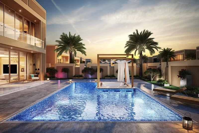 5 Bedroom Villa For Sale in  Eastern Residences,  Falcon City of Wonders   7
