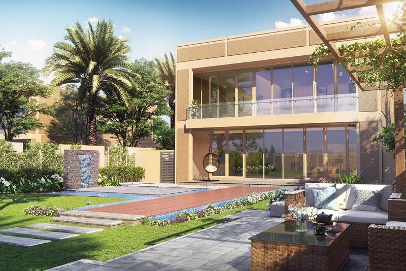 5 Bedroom Villa For Sale in  Eastern Residences,  Falcon City of Wonders   16
