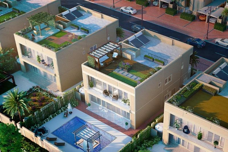 5 Bedroom Villa For Sale in  Eastern Residences,  Falcon City of Wonders   18
