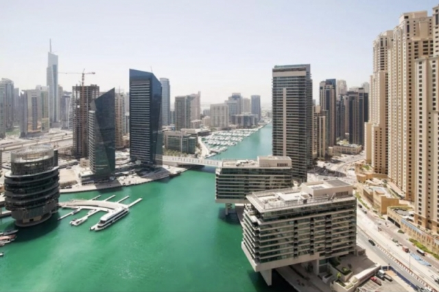 Bay Central East, Dubai Marina