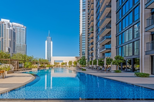 BLVD Heights Tower 2, Downtown Dubai