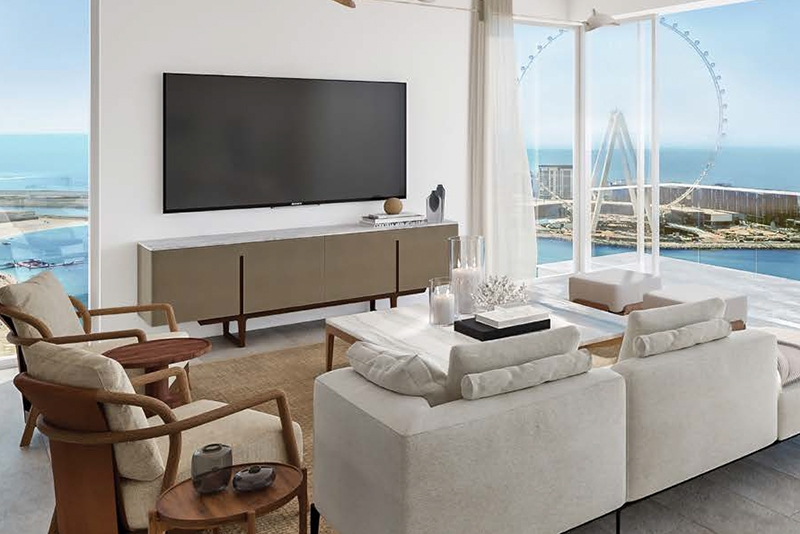 1 Bedroom Apartment For Sale in  La Vie,  Jumeirah Beach Residence | 2