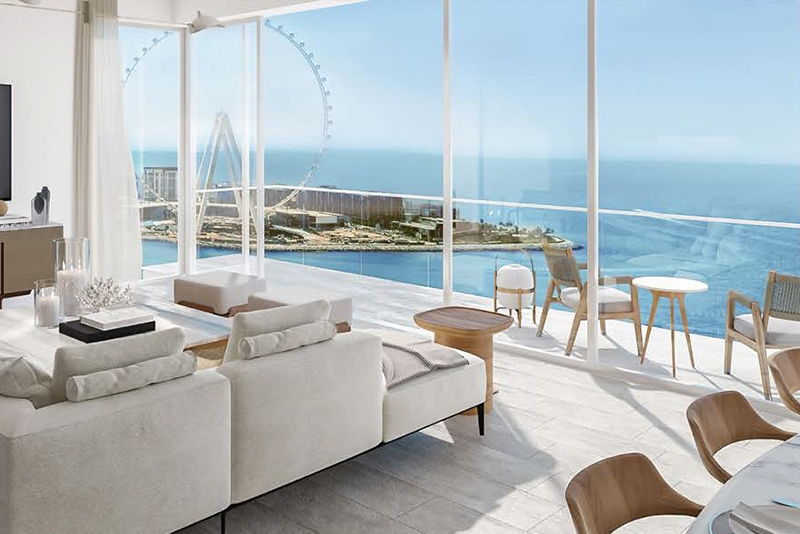 1 Bedroom Apartment For Sale in  La Vie,  Jumeirah Beach Residence | 0