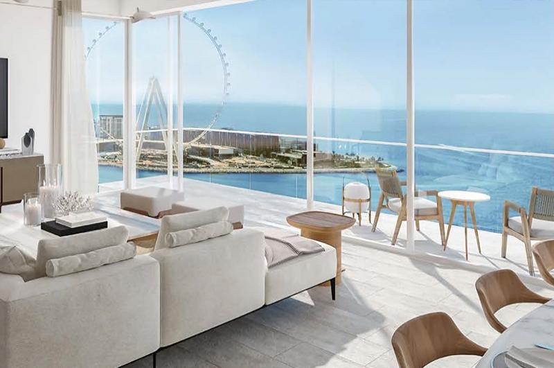 La Vie, Jumeirah Beach Residence