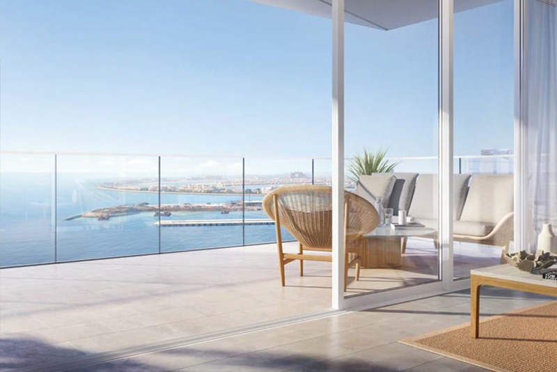 1 Bedroom Apartment For Sale in  La Vie,  Jumeirah Beach Residence | 7