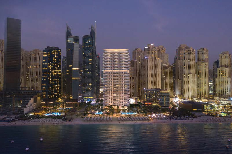 1 Bedroom Apartment For Sale in  La Vie,  Jumeirah Beach Residence | 17