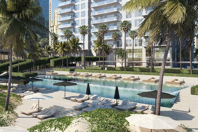 1 Bedroom Apartment For Sale in  La Vie,  Jumeirah Beach Residence | 15