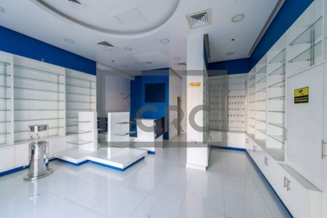 semi-furnished retail for rent in muhaisnah, muhaisnah 4 | 2