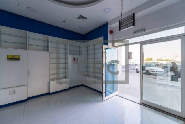 semi-furnished retail for rent in muhaisnah, muhaisnah 4 | 8