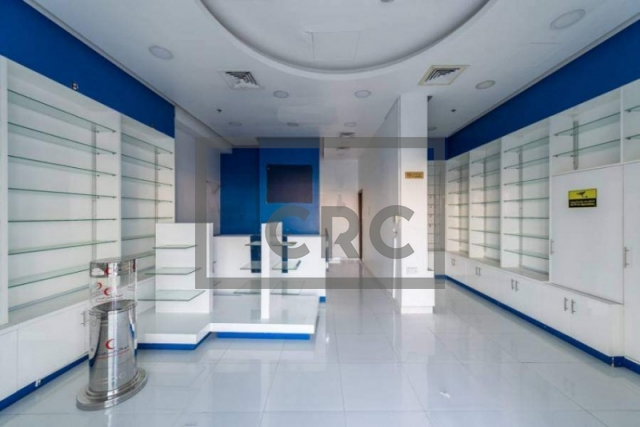 semi-furnished retail for rent in muhaisnah, muhaisnah 4 | 12