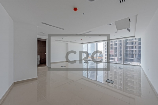 747 sq.ft. Office in Business Bay, The Binary Tower for AED 795,000