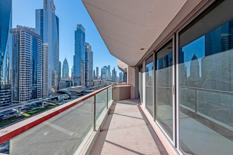 3 Bedroom Apartment For Rent in  Skyline Residence,  Sheikh Zayed Road   8