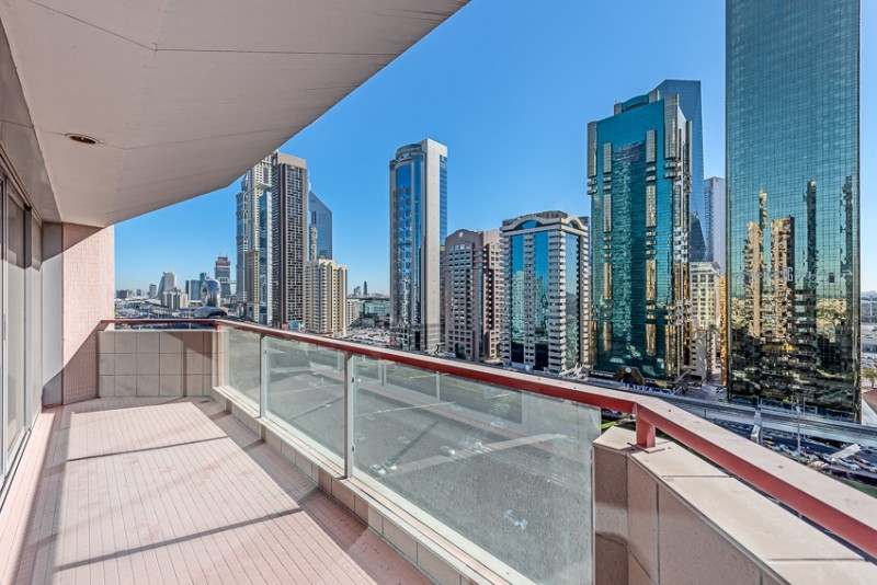 3 Bedroom Apartment For Rent in  Skyline Residence,  Sheikh Zayed Road   7