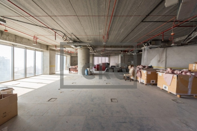 offices for rent in almas tower