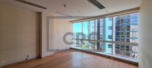 office for rent in deira, salemiyah tower | 6