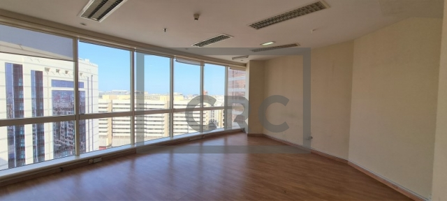 office for rent in deira, salemiyah tower | 7