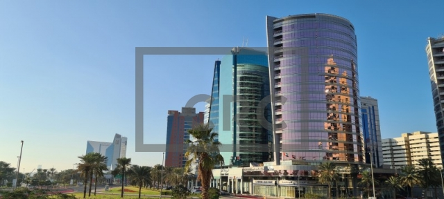office for rent in deira, salemiyah tower | 0