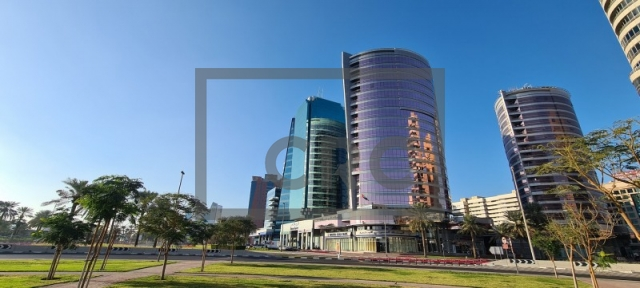 office for rent in deira, salemiyah tower | 11