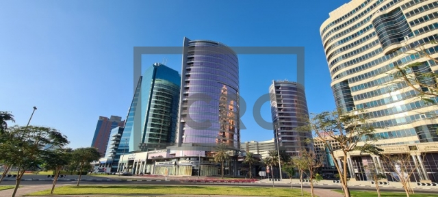 office for rent in deira, salemiyah tower | 3