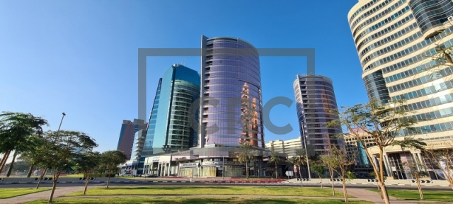 office for rent in deira, salemiyah tower | 15