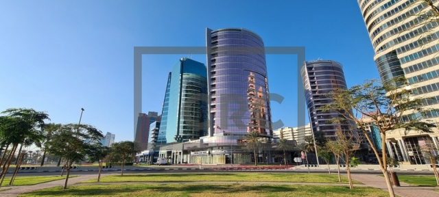 office for rent in deira, salemiyah tower   13