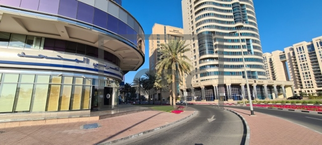 1,592 sq.ft. Office in Deira, Salemiyah Tower for AED 111,440