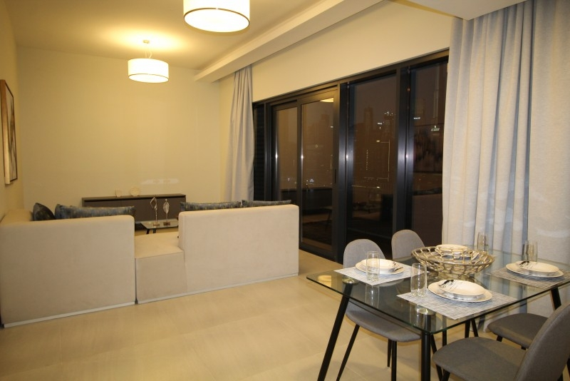 2 Bedroom Apartment For Rent in  Sol Bay,  Business Bay | 3