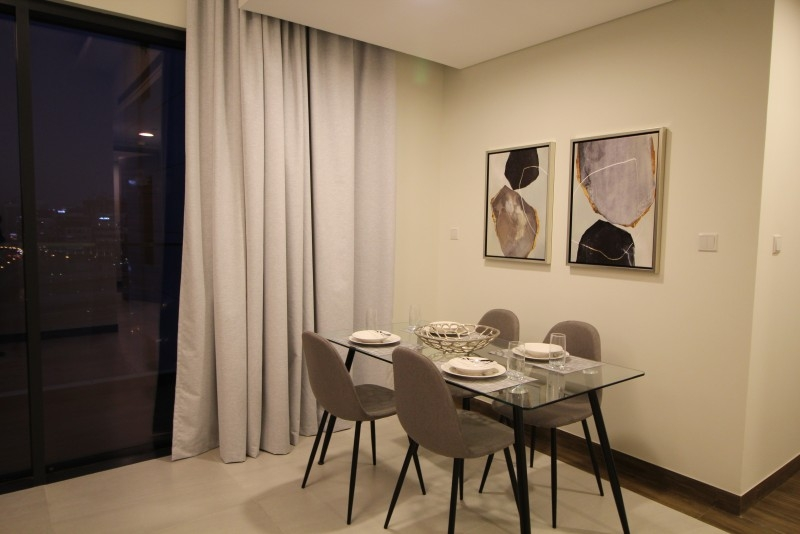 2 Bedroom Apartment For Rent in  Sol Bay,  Business Bay | 4