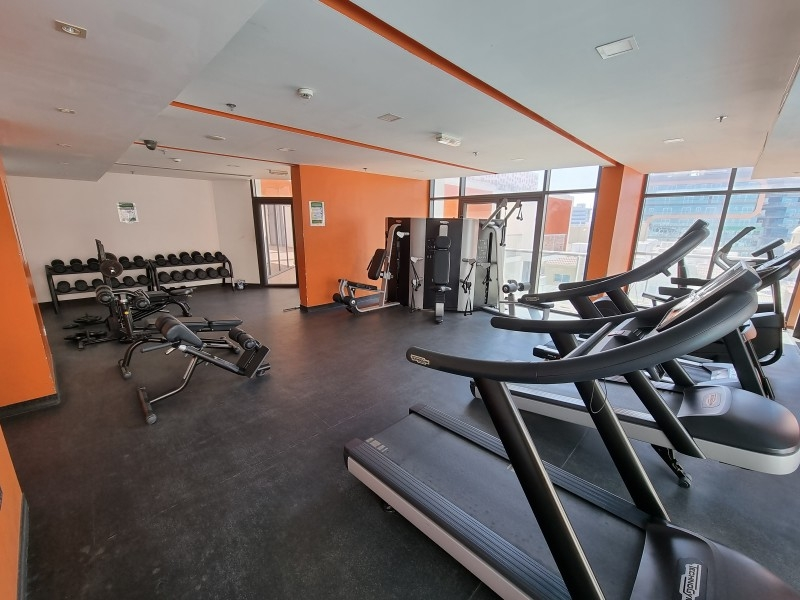 2 Bedroom Duplex For Sale in  Binghatti Apartments,  Dubai Silicon Oasis | 7