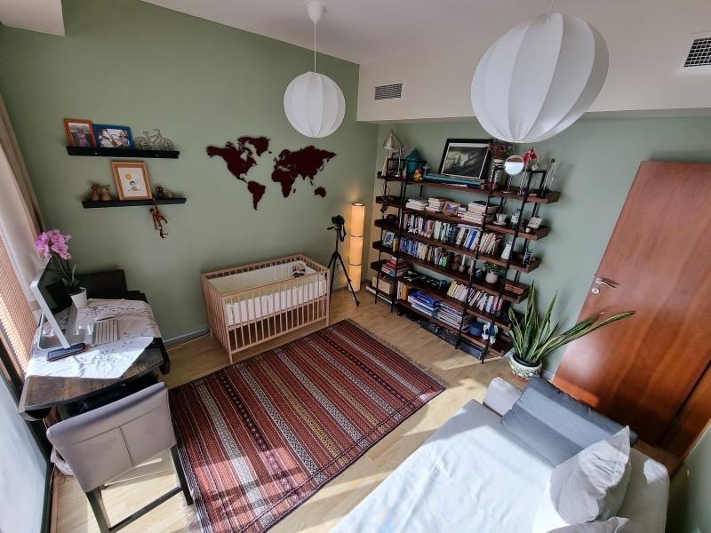 2 Bedroom Duplex For Sale in  Binghatti Apartments,  Dubai Silicon Oasis | 11
