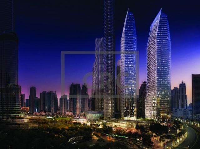 hotel apartment for sale in downtown dubai, the address residences dubai opera (op) | 3