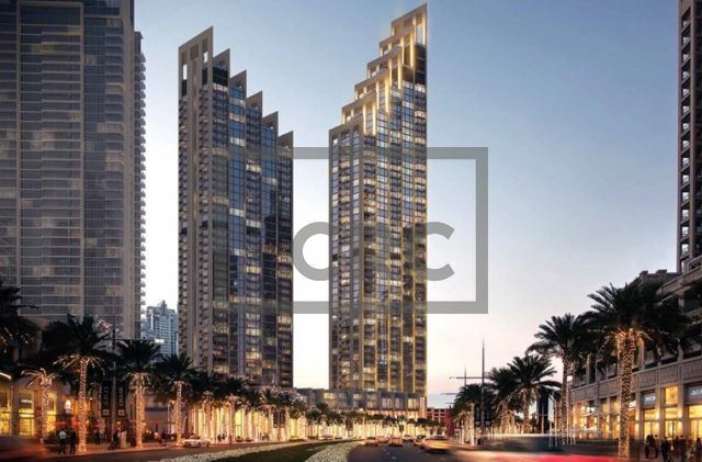 office for sale in downtown dubai, blvd heights tower 1 | 3