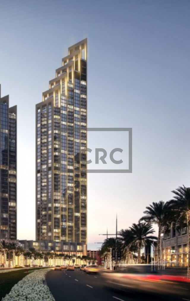 office for sale in downtown dubai, blvd heights tower 1 | 4