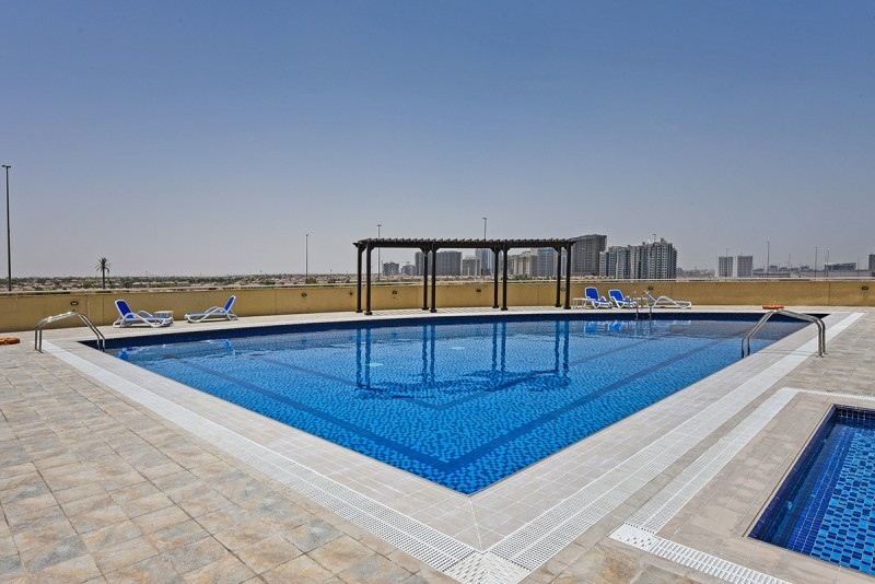 Studio Apartment For Sale in  Reef Residence,  Jumeirah Village Circle   11