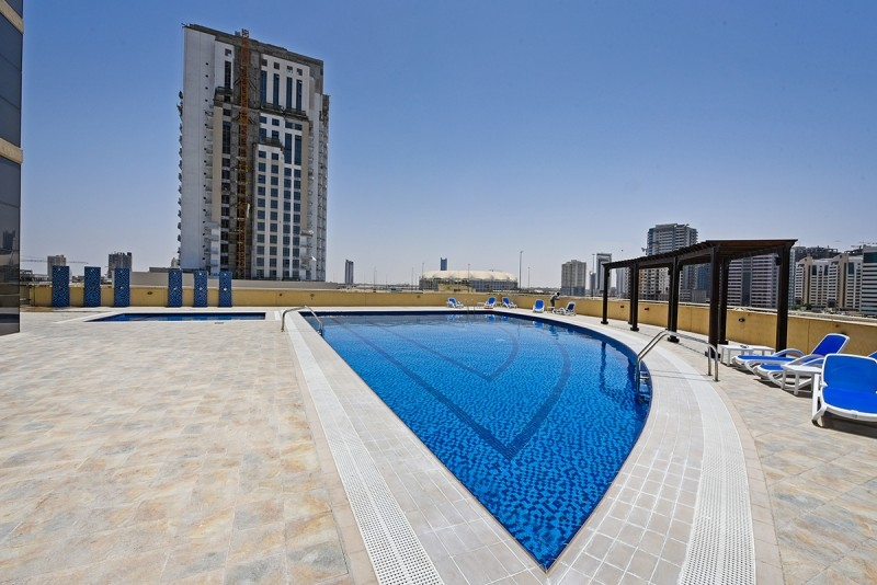 Studio Apartment For Sale in  Reef Residence,  Jumeirah Village Circle   15