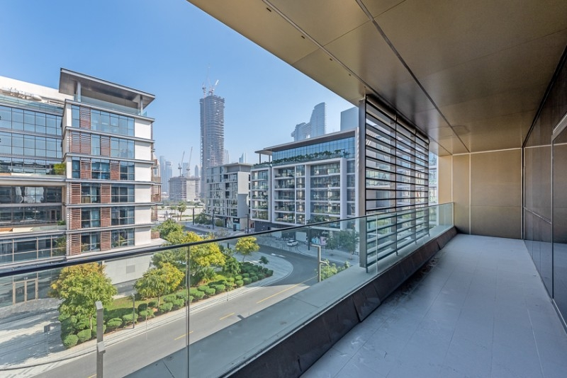 3 Bedroom Apartment For Rent in  Building 23B,  City Walk | 14