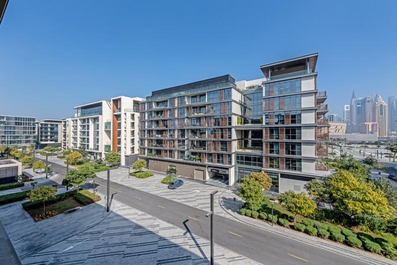 3 Bedroom Apartment For Rent in  Building 23B,  City Walk | 2