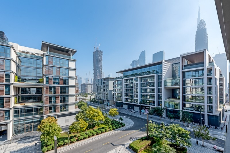 3 Bedroom Apartment For Rent in  Building 23B,  City Walk | 1