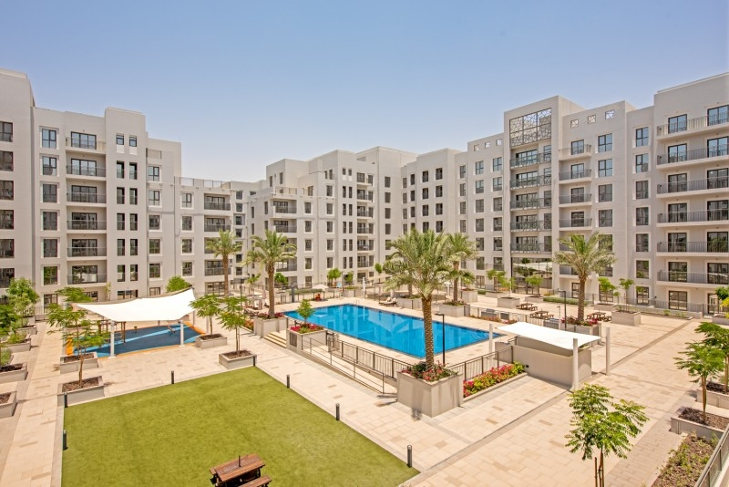 1 Bedroom Apartment For Sale in  Safi Ii,  Town Square | 1